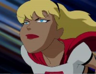 ... Justice League Unlimited - Supergirl To The Rescue ...